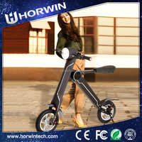 350W Electric Folding E-Mini smart self balancing 49cc cheap gas scooter for sale
