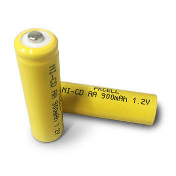 aa size Nicd rechargeable Battery1.2v batteries