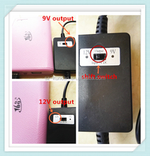 converter voltages dc-dc converter for wifi modem DC5.5*2.1 to usb a male cable for network router