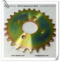 Go kart chain 26T 530 power transmission sprockets