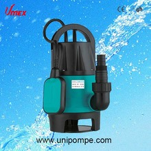 Cheap Pool and Pond Dewatering Submerged Pump with Plastic Shell