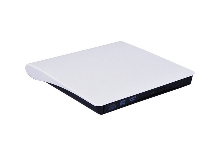 alibaba 3.0 Portable External Slim DVD-RW/CD-RW Burner Recorder Optical Drive CD DVD ROM Combo Writer support windows10 tablet