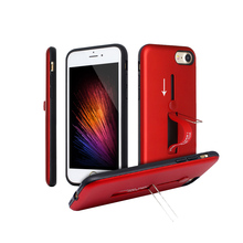 Multi Function Shockproof Hybrid Kickstand Protective Phone Case For Apple IPhone 8