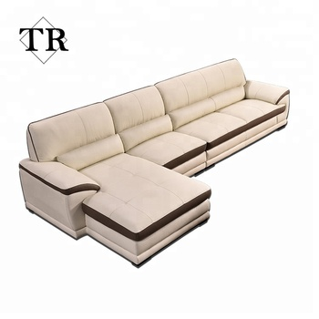 small size new modern italian leather L shaped sofa, View new l shaped sofa  designs, KARUIDI Product Details from Foshan Turri Furniture Co., Ltd. on  ...