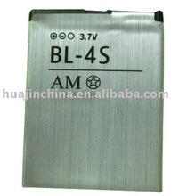 mobile phone battery for Nokia bl-4s