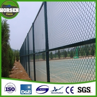 2016 The new design outdoor Temporary Movable Chain Link wire mesh panel fence