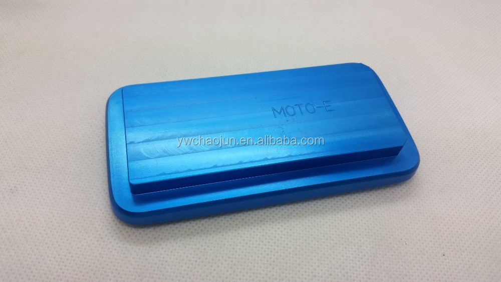 3D sublimation cell phone case mould for Moto E