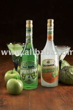 DON EMILIO'S SOUR APPLE AND CHIRIMOYA SCHNAPPS