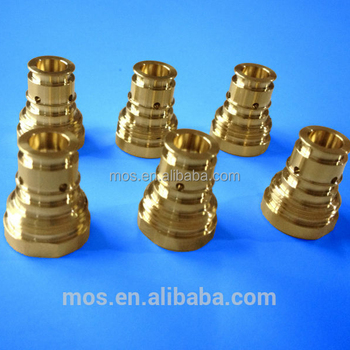 Brass Copper Aluminium Stainless Steel Anodized CNC Lathe Machining Milling Parts