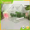 Wholesale Large House Window bird Feeder for acrylic window bird feeder with two strong suction cups and large food storage