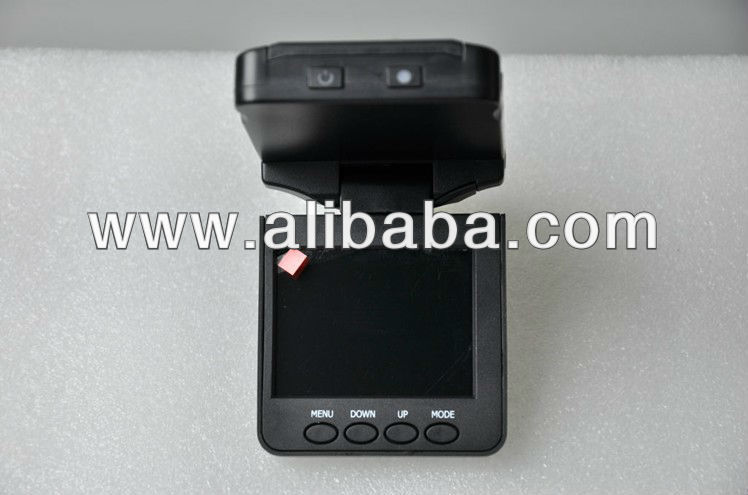 wholesale! in stock 198 Drop shipping! 2.5 inch LCD Night Vision 6 IR LED car dvr recorder DHL Free shipping H198