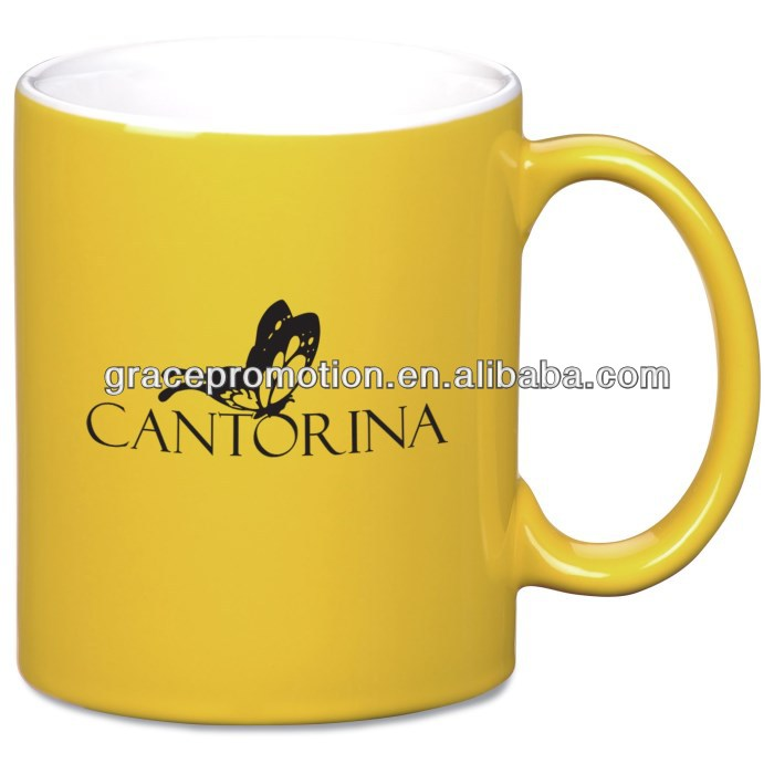 Bounty Ceramic Mug - 10 oz.