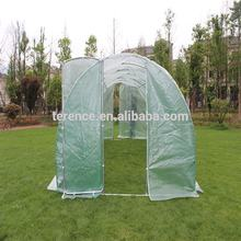 2017 Top polycarbonate hothouse system commercial used greenhouse