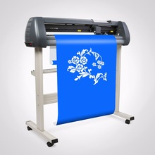 VEVOR 870mm Vinyl Cutter Sign Cutting Plotter W/Artcut Software Design/Cut 34""
