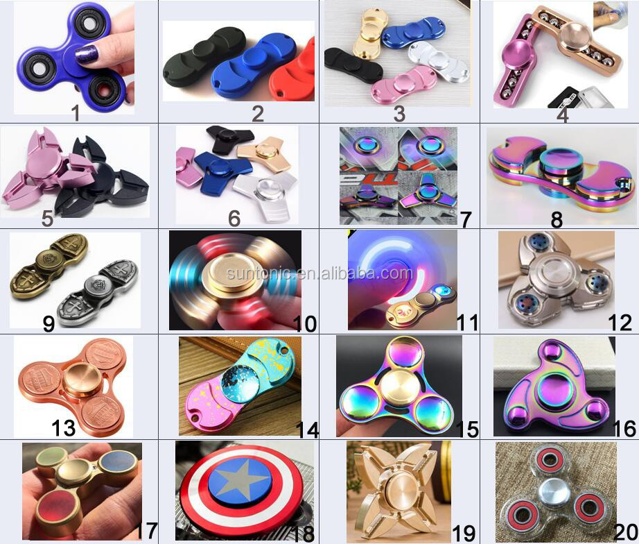 New Bluetooth Spinner,Music Spinner with Handfree,Fidget Spinner with bluetooth speaker