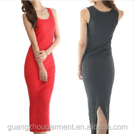 formal office dresses for women bodycon ladies dress for casual ladies vest daily shopping wear manufacture in china