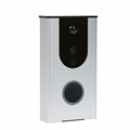 smart home camera wifi battery door bell camera front door security camera with LPR sensor