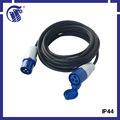 CEE male connector type high quality electric extension cord