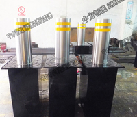 bollard light/system/Electric Stainless Steel Automatic Hydraulic Road Bollard with bollards parking