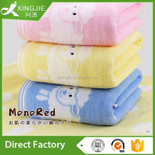 Exported to Japan Wholesale children's cartoon bath towel products foreign trade single manufacturer