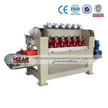 H6E-80B stone edge polishing/grinding machine,granite profiling machine