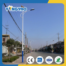 IP65 outdoor integrated led solar panel led street light