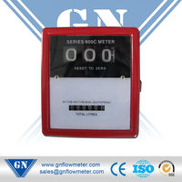 CX-MMFM mechanical oil flow totalizer meter