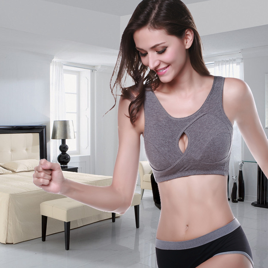 New Girl Sport Seamless Hot Sex Women's Sexy M,L,XL Sports Bra