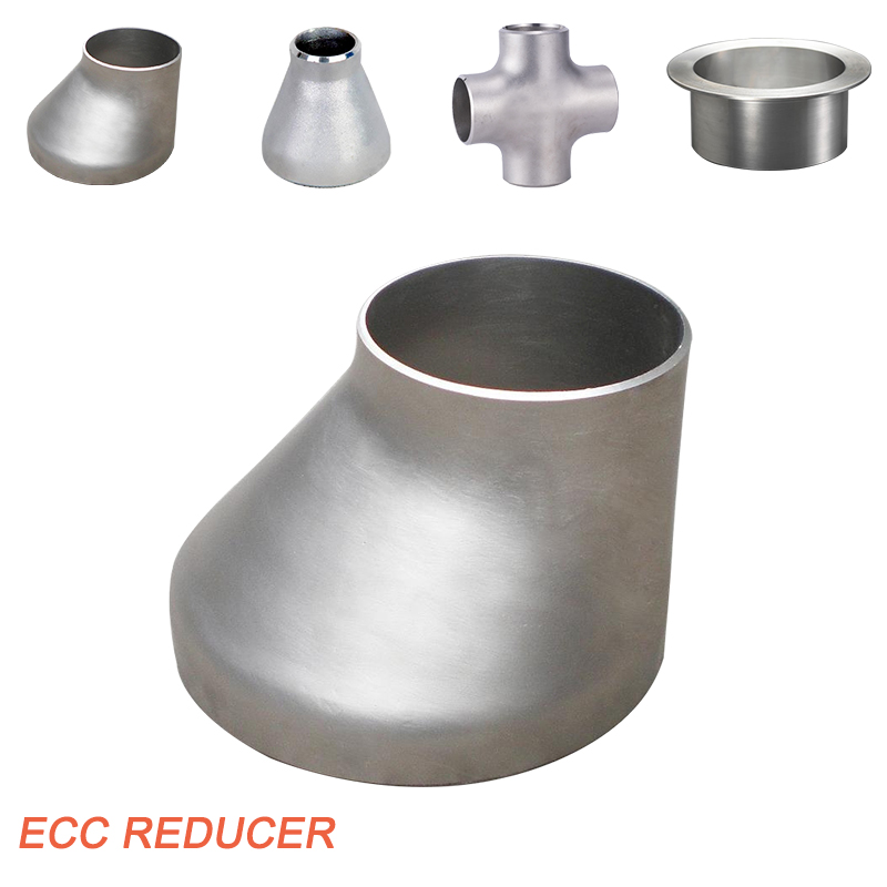 stainless steel butt welding Eccentric reducers