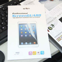HD clear screen protector for ipad mini,screen protector for ipad mini