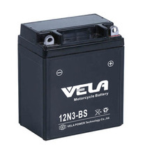 High Performance 12V 3Ah Motorcycle Battery
