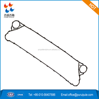 Marine Heat Exchanger Boat Engine Heat Exchanger Gasket,food grade rubber gasket S47