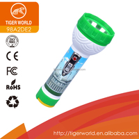 Made In China Dry Battery Highlight LED Torch Flashlight