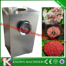 New technology saving energy big capacity fresh and forzen meat and bone grinder