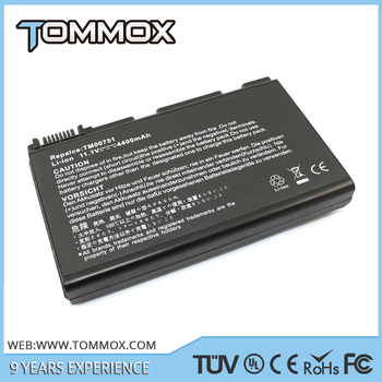 Tommox for Acer TravelMate 5310 5320 rechargeable laptop battery pack