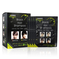 Fast Black Hair Color Shampoo