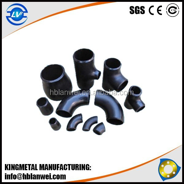 Best sell carbon steel pipe fitting dimension