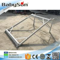 white solar water heater support/stands/bracket, solar water heater parts