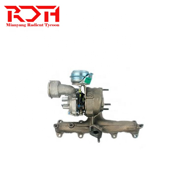 Z166 GT1749V 721021-0006 038253016GV510 2A Engine Turbocharger Suitable for <strong>Audi</strong> <strong>A3</strong>
