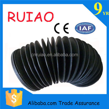 china factory high quality tpu round accordion covers , bellows cover