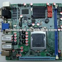 Dual LANs Motherboards Based MINI ITX
