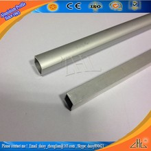 Great ! 22mm aluminium tube , OEM drawings 6063-T5 aluminium alloy expansion joint covers