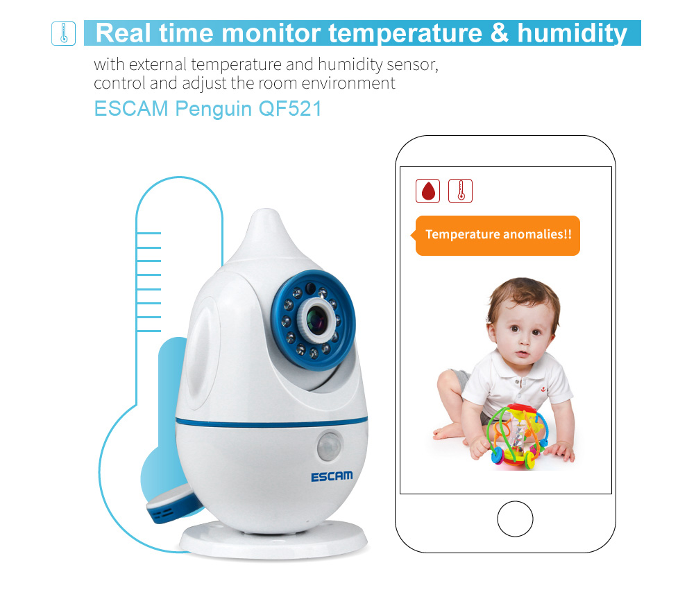 infrared camera price motion detect baby monitor digital video baby monitor with night vision ip camera