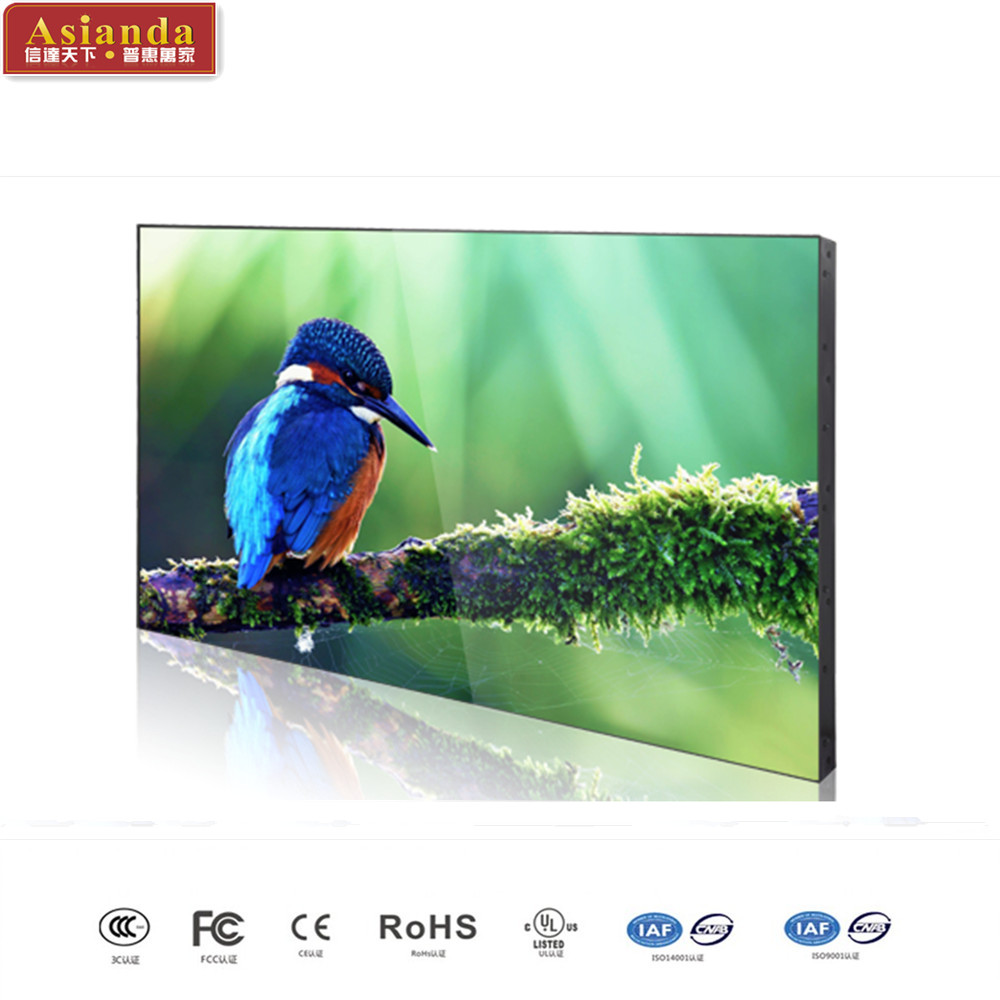 Original A+ panel 1080P LCD video wall/ TV wall software