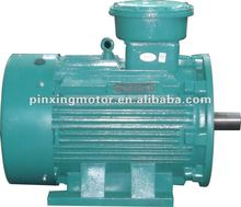 YB2 series three phase explosion proof electric motor