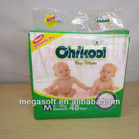 Baby nappy manufacturer in China
