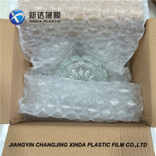 Waterproof PE Air Bladder Bag/Shockproof Cushioned Air Bubble Film For Packing/Protective Packaging Air Cushion Film