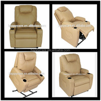 Nitaly Leather Recliner Sofa Recliner Springs chair