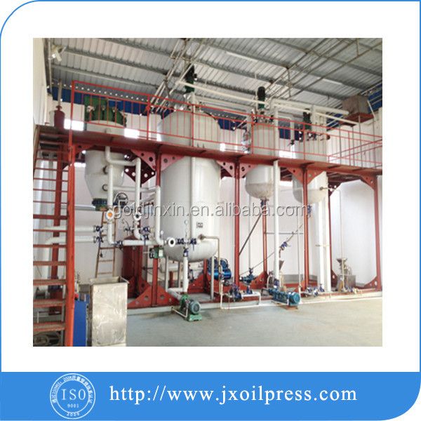 Hot selling soybean processing equipment/oil producing plants