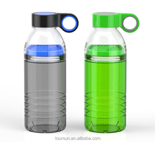 Plastic Material and Water Bottles Drinkware Type Water Filter Bottle